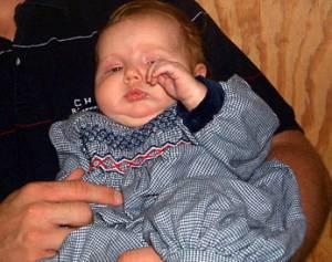 Baby Alexandra Sullivan