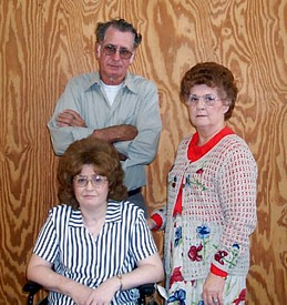 Deannee, James and Patricia McAteer