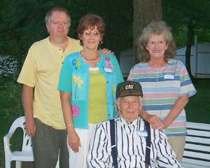 Don and Vicki Auxier, Judie and Harold McCafferty