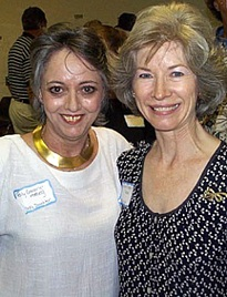 Polly Gregory-Hussey, Elaine Gregory