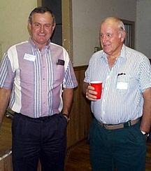 Johnny Leib, Floyd Vandiver