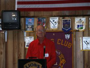 Don Lowe, Chairman of 2003 Gregory Reunion