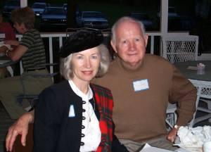 Reginald and Elaine Gregory