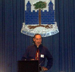Ben T. Gregory, the Chairman of the 1999 Reunion