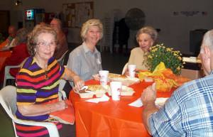 Willie Mae Ashford, Vicki Burdett, Estell Furman, Oscar Frye