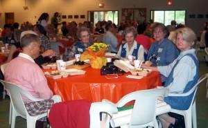 Helen Posey Brewington, Anna Mary Posey Lancaster, Linda Brewington Morse, Anna E. Brewington