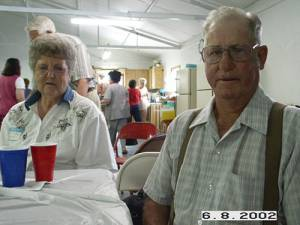 Wanda (Donaldson) Bryant and Truman Bryant