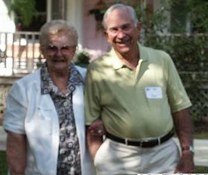 Margaret and Willian Mason
