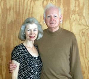 Elaine and Reginald Gregory
