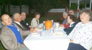 John Gregory, James Gregory, Jim and Helen Gregory Fox Joanne Gregory, Allie Knox, Hop and Margaret Peake