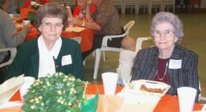 Cora G. Jenkins and Margaret G. Reardon