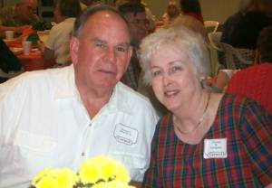 Thomas P. and Vivian Gregory