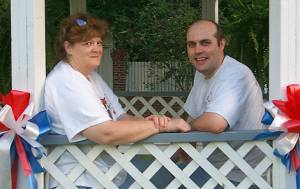 Shirley and Brian Hartz