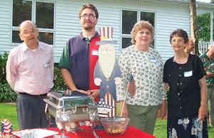 John Gregory, John R Gregory, Joanne and Mary Jo Gregory