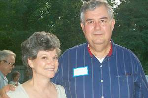 Maurice and Toni Gregory
