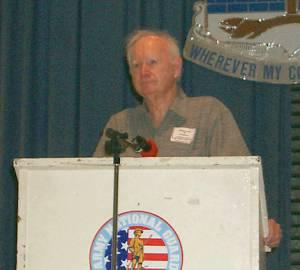 2001 Reunion Chairman: Reginald Wilson Gregory