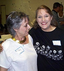 Polly Gregory-Hussey, NancyHelen Lockwood
