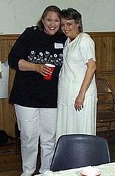 NancyHelen Lockwood,  Polly Gregory-Hussey