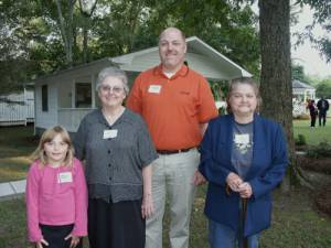Haven Walker, Eleanor Frye,  Randall Frye, and  Betty Bundrick