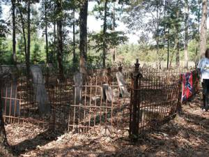 Scenes of the Gregory Cemetery