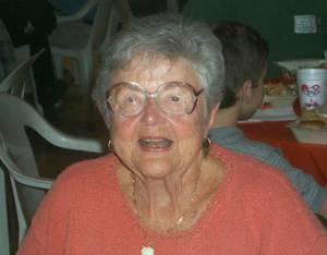 Edna Gregory