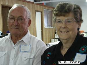 Jack and Ann  Gregory Harvey