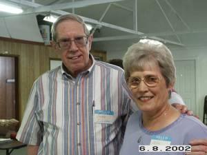 Dwain Ingram and Jerry Sue Ingram