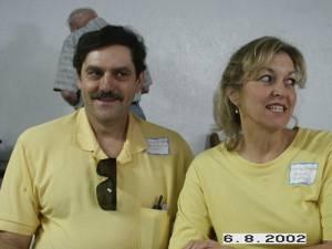 Larry and Nancy Donaldson (Larry is Glenn's son)