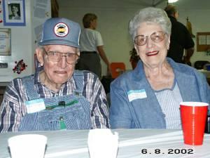 Vernon and Phyllis (Donaldson) Wright