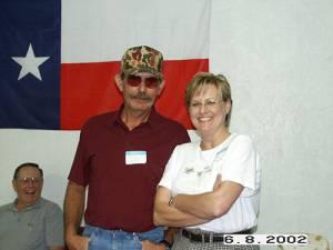 Mike Donaldson Glenn & Joye's son and Dawn Donaldson, Danny's daughter