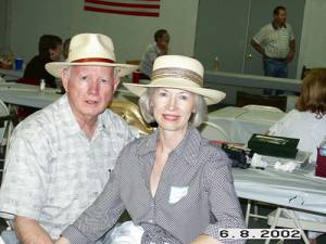 Reg and Elaine Gregory