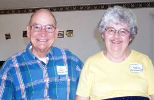 Jim and Mona Sue Sheener